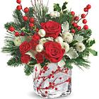 Teleflora® Winterberry Kisses Bouquet