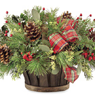 FTD� Holiday Homecomings Dlx.