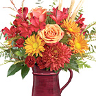 Teleflora� Fields Of Fall Bouquet