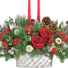 Teleflora� Merry Mercury Bouquet