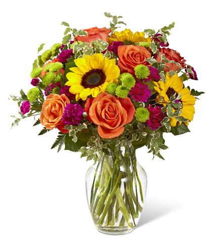 FTD Color Craze Bouquet Deluxe
