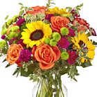 FTD® Color Craze Bouquet Deluxe