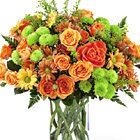 FTD� Autumn Delight Bouquet Dlx