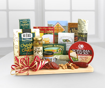 Gourmet Meat and Cheese Assortment (Deluxe)