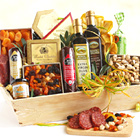 Ultimate Meat and Cheese Gift Crate