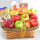 Warmhearted Wishes Gourmet Kosher Gift Basket