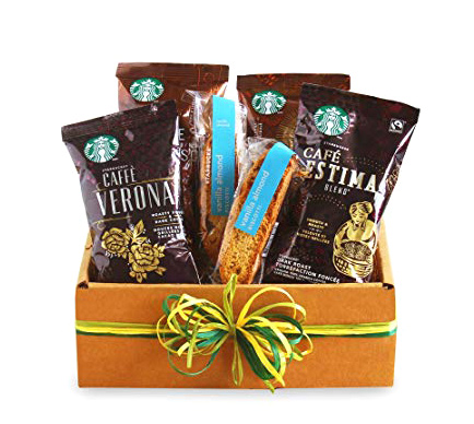 - Starbucks® Sampler