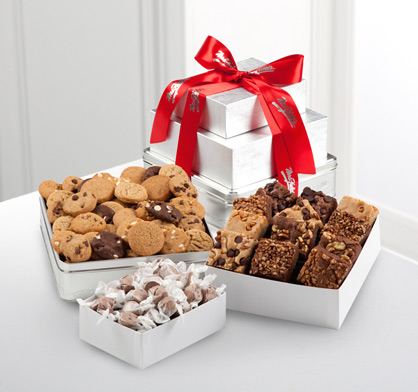 - Mrs. Fields Traditional Bundle of Treats