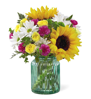 FTD® Sunlit Meadows Bouquet