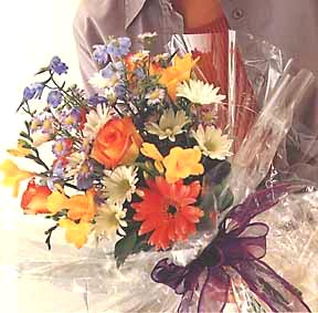 International - Mixed Flowers Bouquet