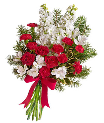International - Christmas Bouquet