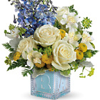 Teleflora� Welcome Little One Bouquet