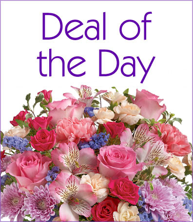 Deal of the Day For Mom Bouquet