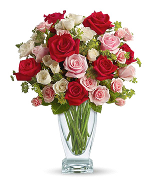 Teleflora� Cupid's Creation Vase