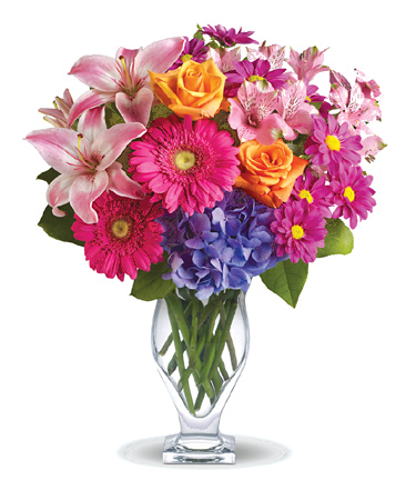 Teleflora Wondrous Wishes Bouquet