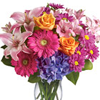 Teleflora@reg;  Wondrous Wishes Bouquet