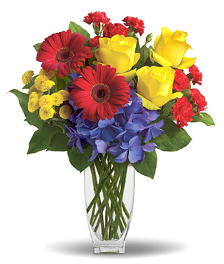 Teleflora Heres To You Bouquet