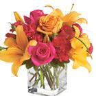 Uniquely Chic Flowers Bouquet