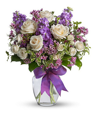 INOpets.com Anything for Pets Parents & Their Pets Enchanted Cottage Flowers Bouquet