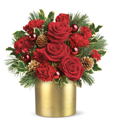 Teleflora� Holiday Elegance