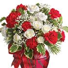 Holiday Splendor Flowers Bouquet