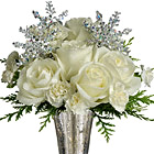 Teleflora� Winter Glow Bouquet