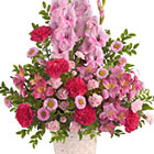 Heavenly Heights Sympathy Bouquet