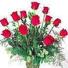 Popular Dozen Rose Vase