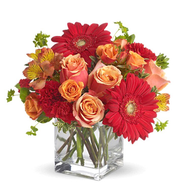 Teleflora� Santa Fe Sunset Bouquet