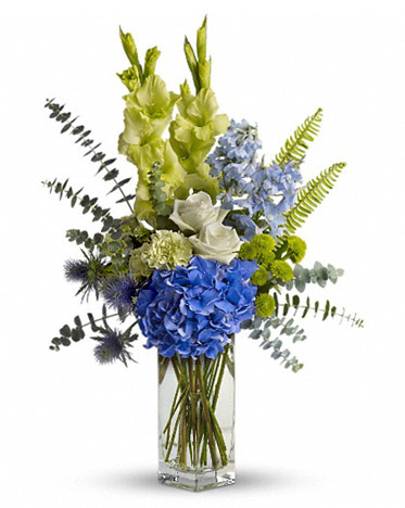 Teleflora® On Could Nine Bouquet