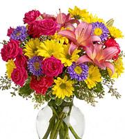 Cheers! Fresh Flowers Vase