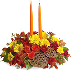 Harvest Glow Fall Centerpiece