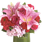 Fabulous in Fuchsia Flowers Bouquet