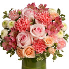 Roses and Smiles Bouquet