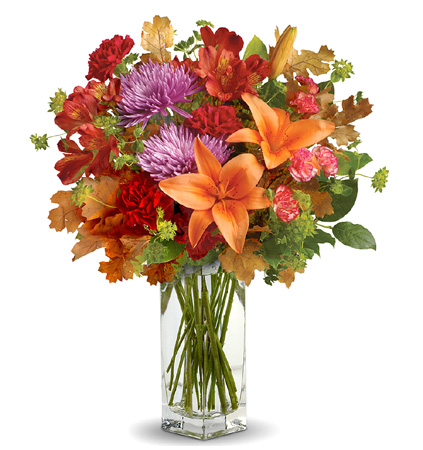 Fall Brights Floral Bouquet