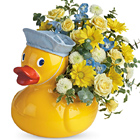 Teleflora� Lucky Ducky Bouquet