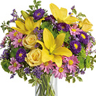 Fresh and Fabulous Bouquet Premium
