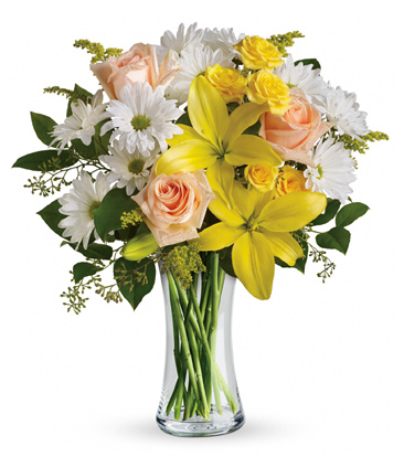 Teleflora� Daisies and Sunbeams