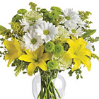 Teleflora� Brightly Blooming Flowers