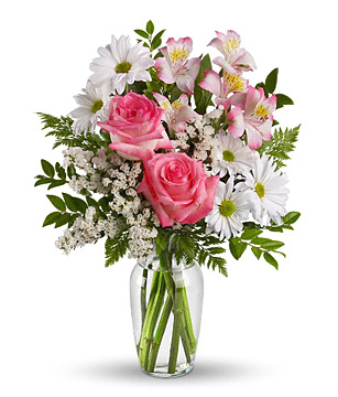 What A Treat Flowers Bouquet Nationwide Flower Delivery