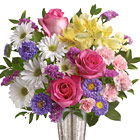 Smile and Shine Flowers Bouquet