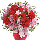Teleflora� Blissfully Yours Bouquet
