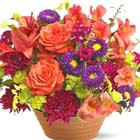 Autumn Garden Bouquet