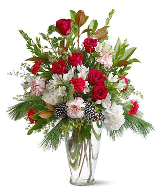 Grand Holiday Flowers