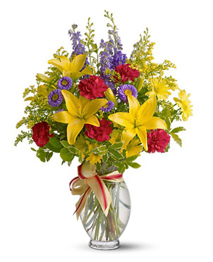 Cut Flowers Vase At 1 800 Florals Flower Delivery