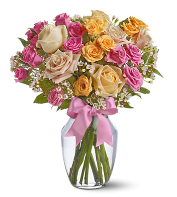 Springtime Roses