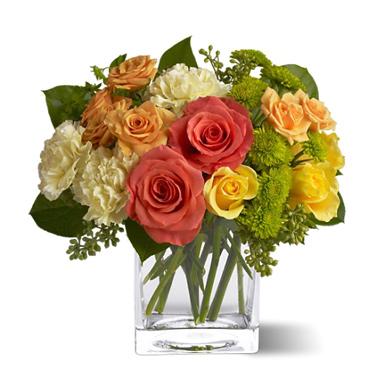 Citrus Splash Bouquet