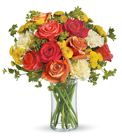 Citrus Kissed Roses and More