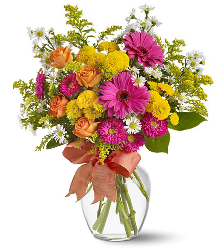 INOpets.com Anything for Pets Parents & Their Pets Heat Wave Flowers Bouquet