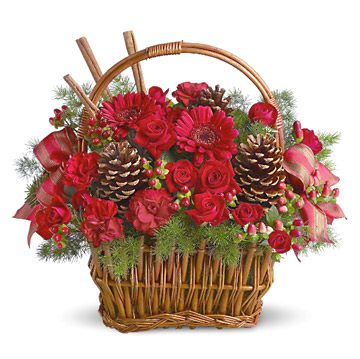 Holiday Spice Basket